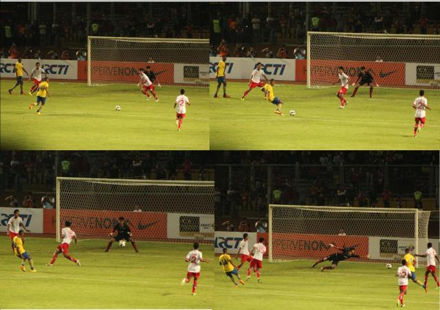 #ArsenalTour2013 @vinabutarbutar Gol 1