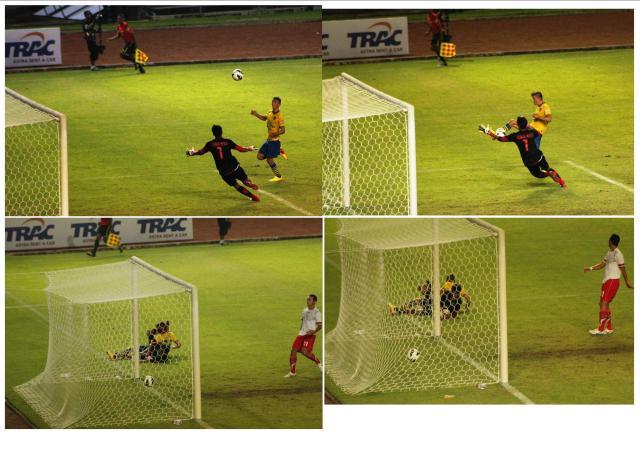 #ArsenalTour2013 @vinabutarbutar Gol 5